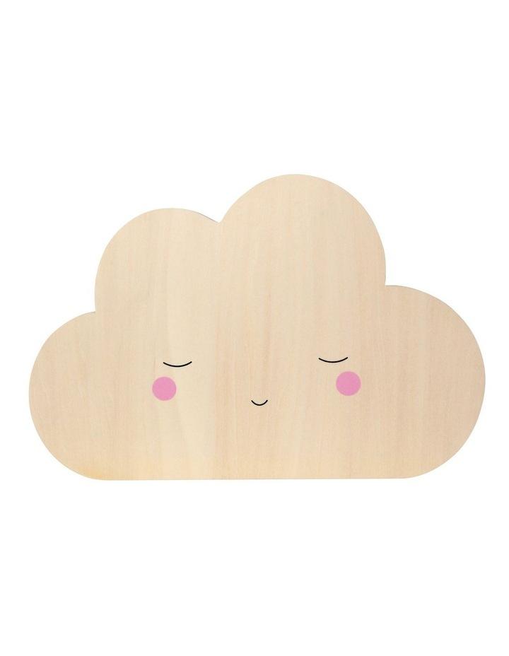 Little Dreams Silhouette Cloud image 1