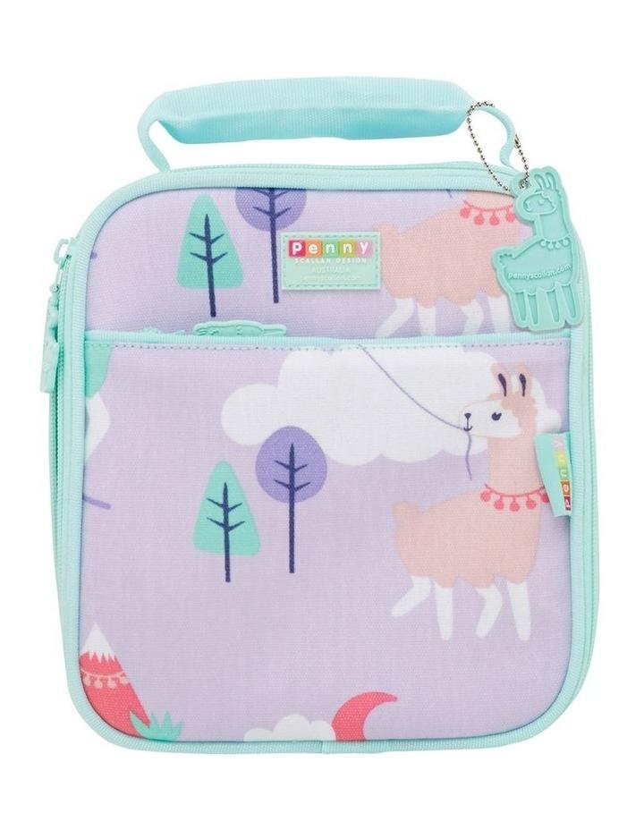 School Lunchbox Loopy Llama image 1