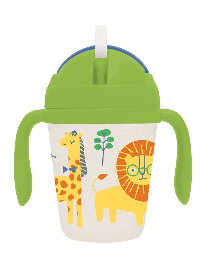 Bamboo Sippy Cup Wild Thing image 1