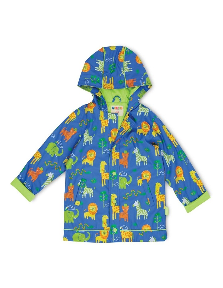 Raincoat Size 5-6 Wild Thing image 1