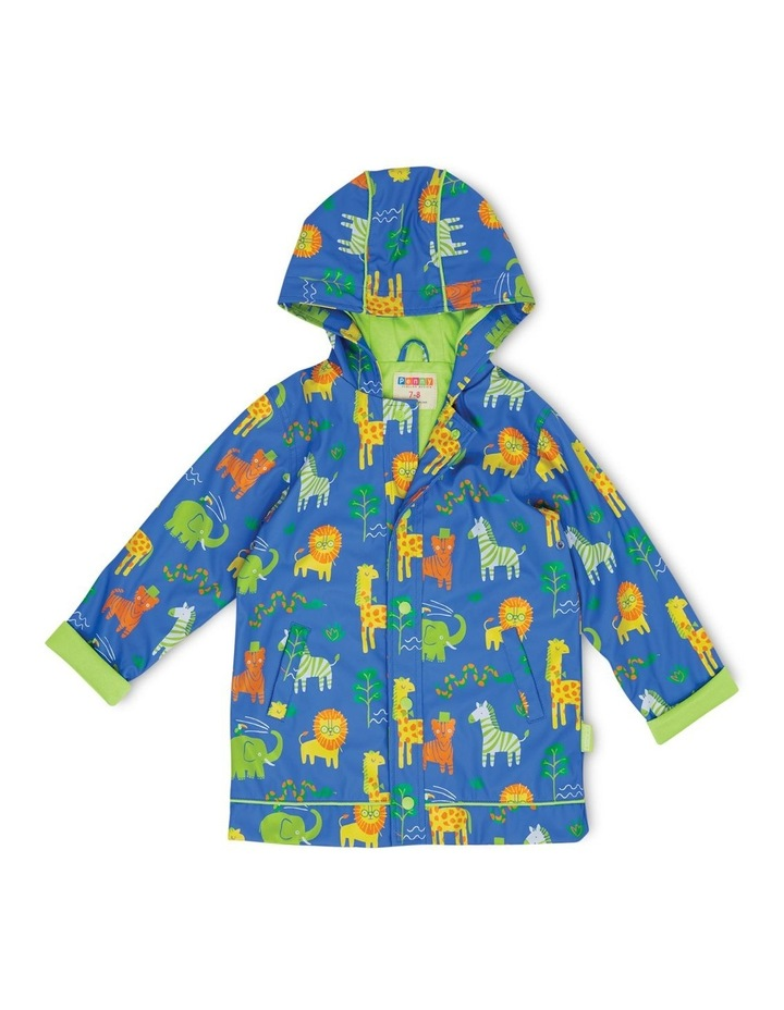 Raincoat Size 7-8 Wild Thing image 1
