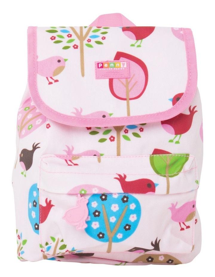 Top Loader Backpack Chirpy Bird image 1