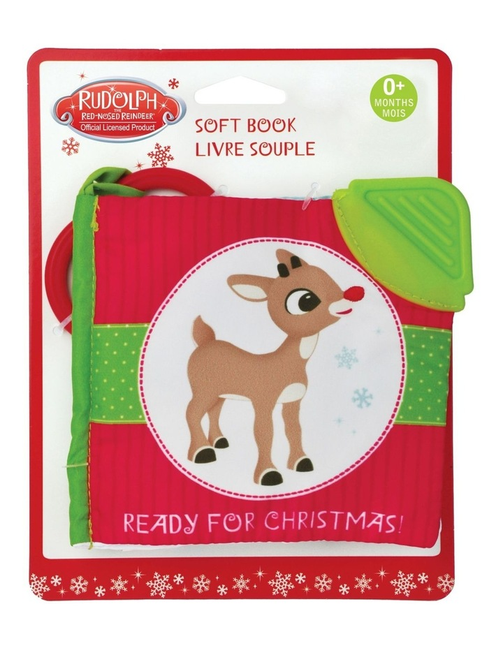 Rudolph Soft Book image 1