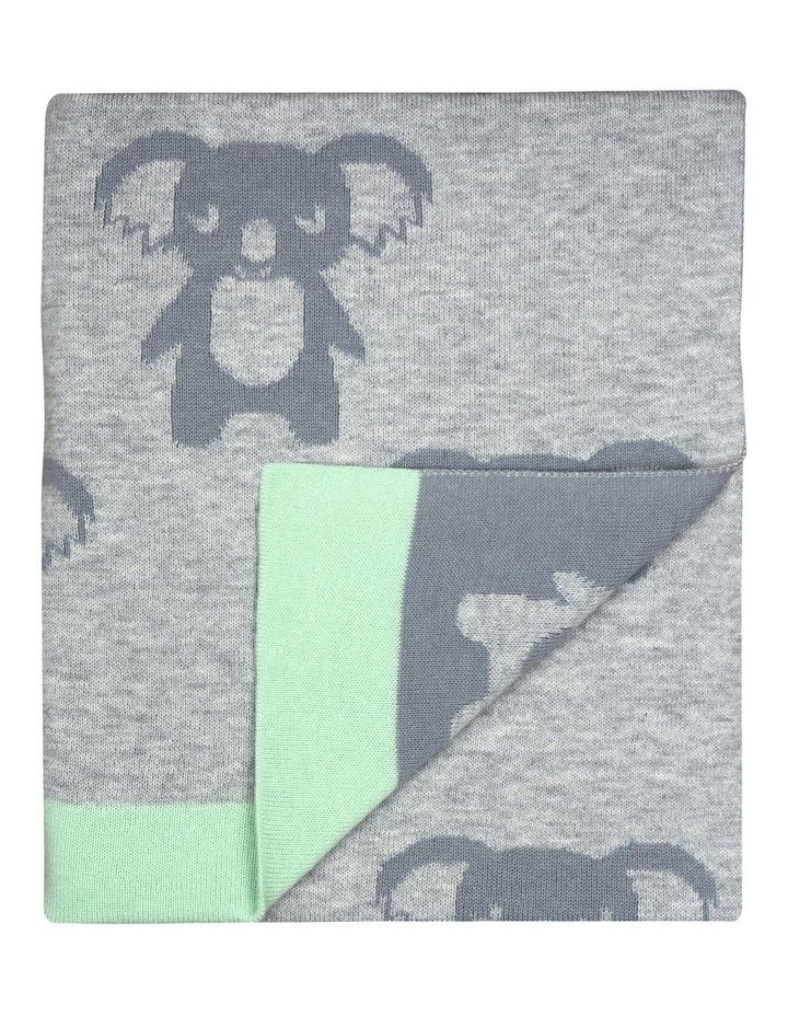 Weego HOLA! Knit Blanket - Billy Koala image 1