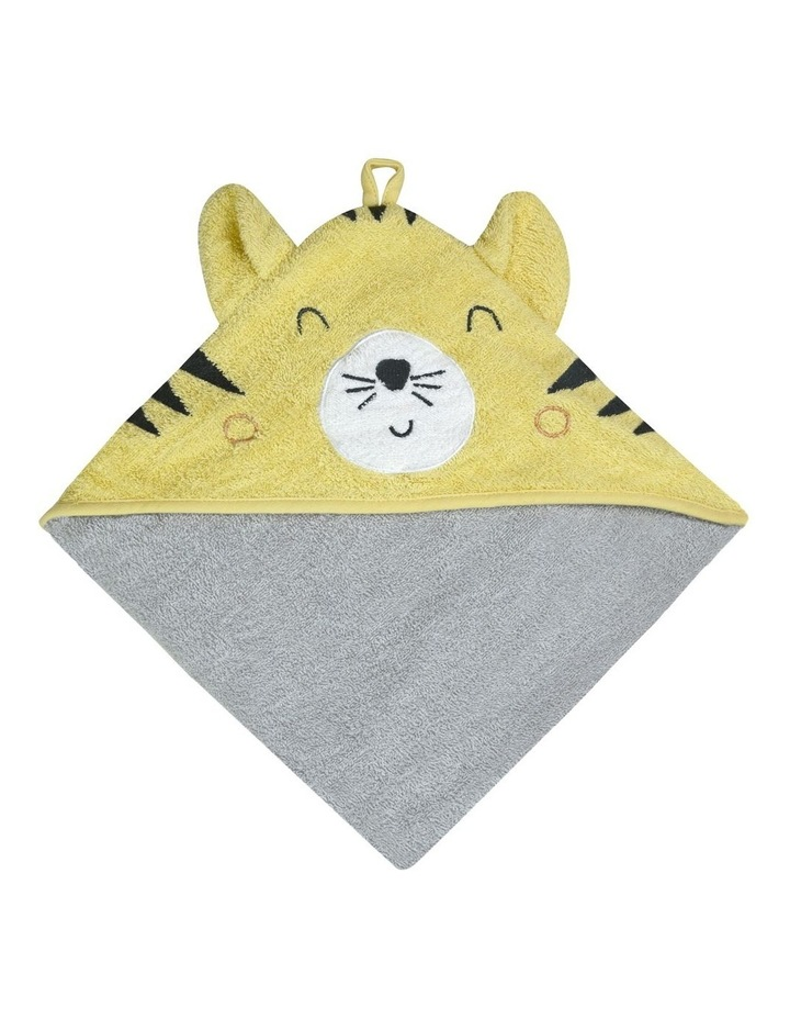 Colourplay Hooded Towel - Tiger image 2