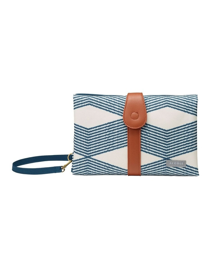 Changing Clutch Navy Twine image 1