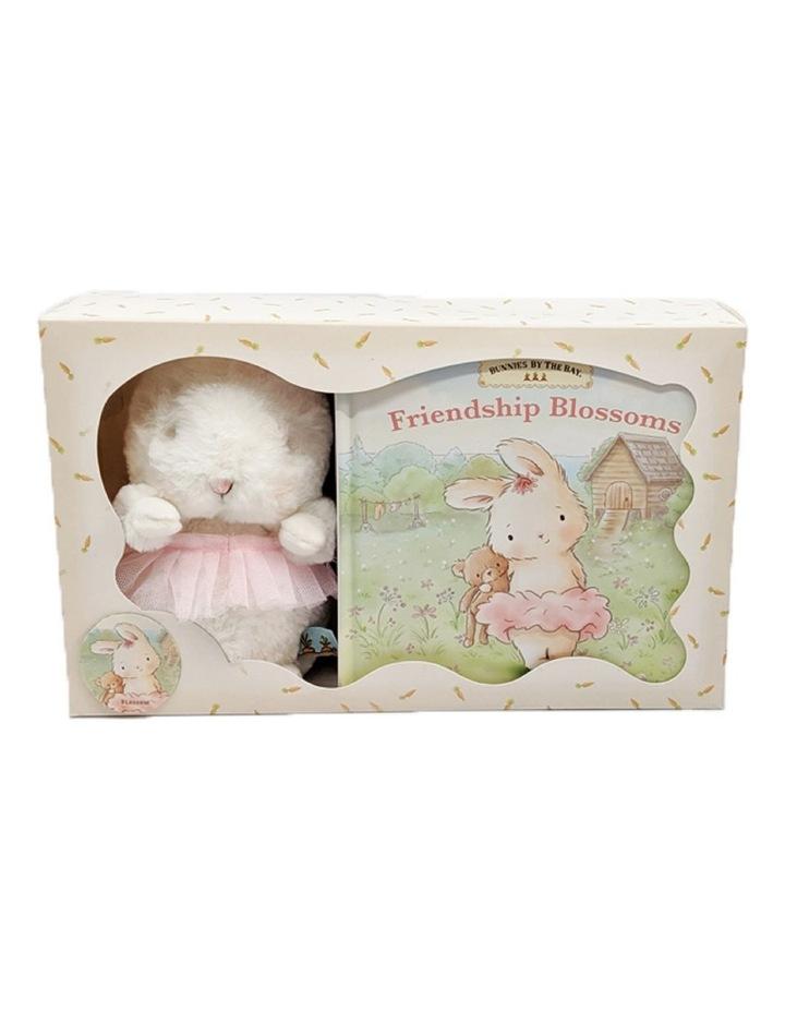 Gift Set: Cricket Island Friendship Blossoms Book & Plush image 1