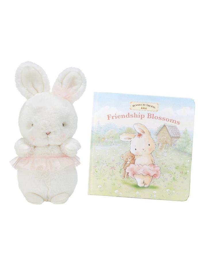 Gift Set: Cricket Island Friendship Blossoms Book & Plush image 2