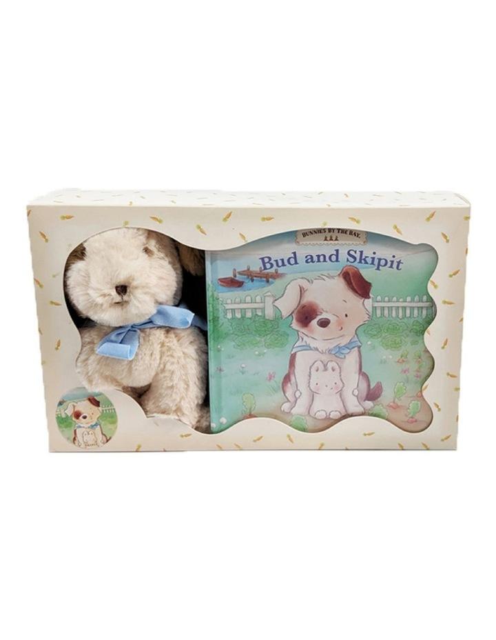 Gift Set: Cricket Island Bud And Skipit Book & Skipit Plush image 1