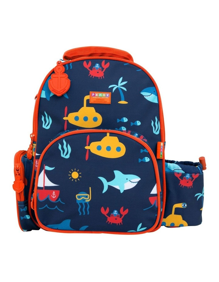 Backpack Medium-Anchors Away image 1