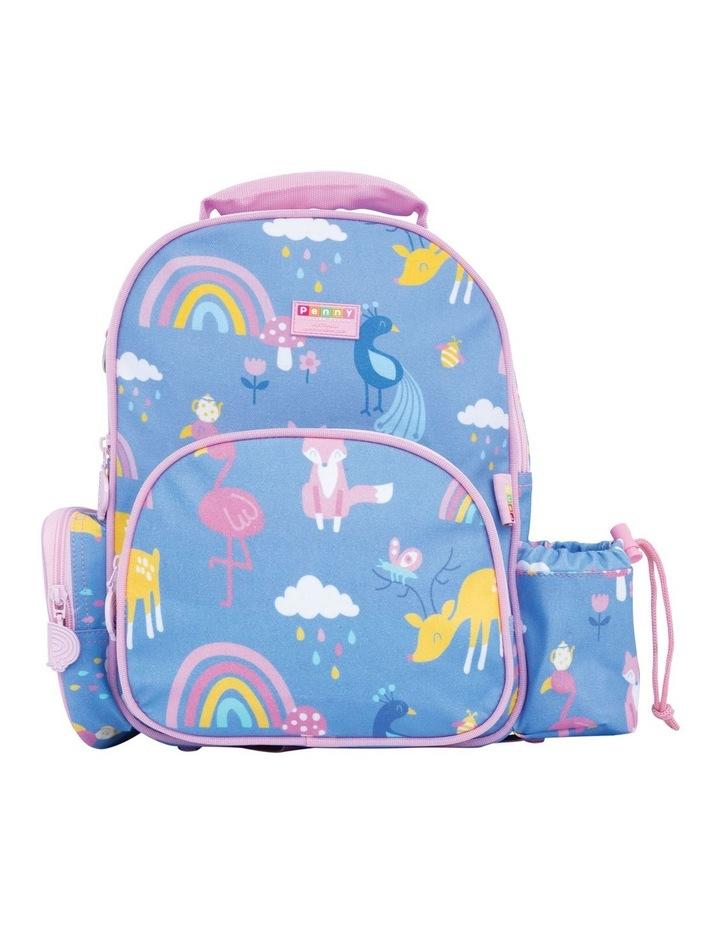 Backpack medium- Rainbow Days image 1