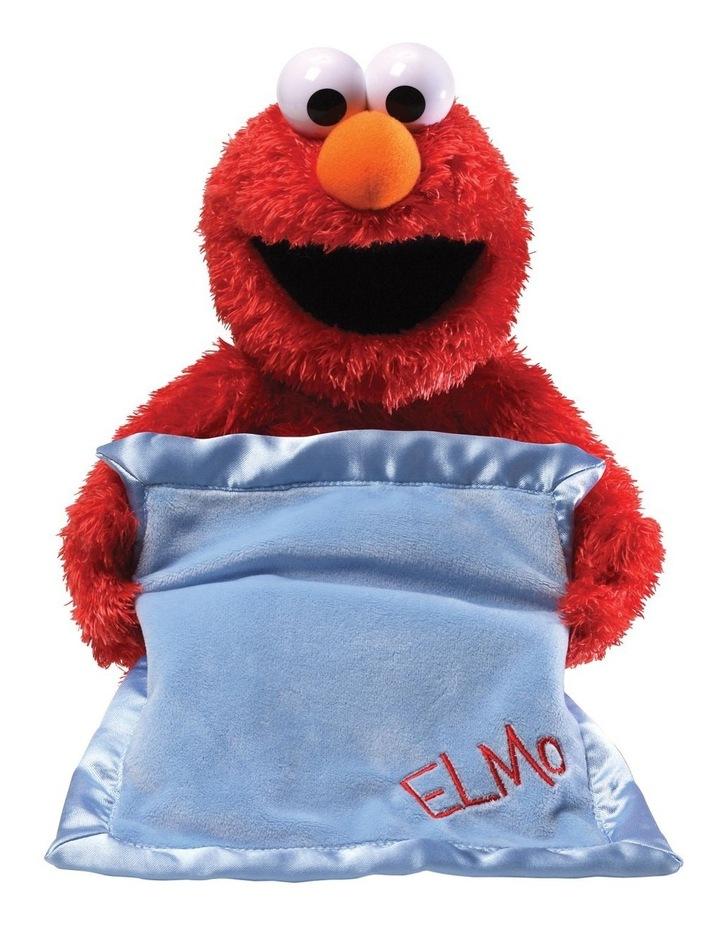 Animated Peek-a-Boo Elmo image 2
