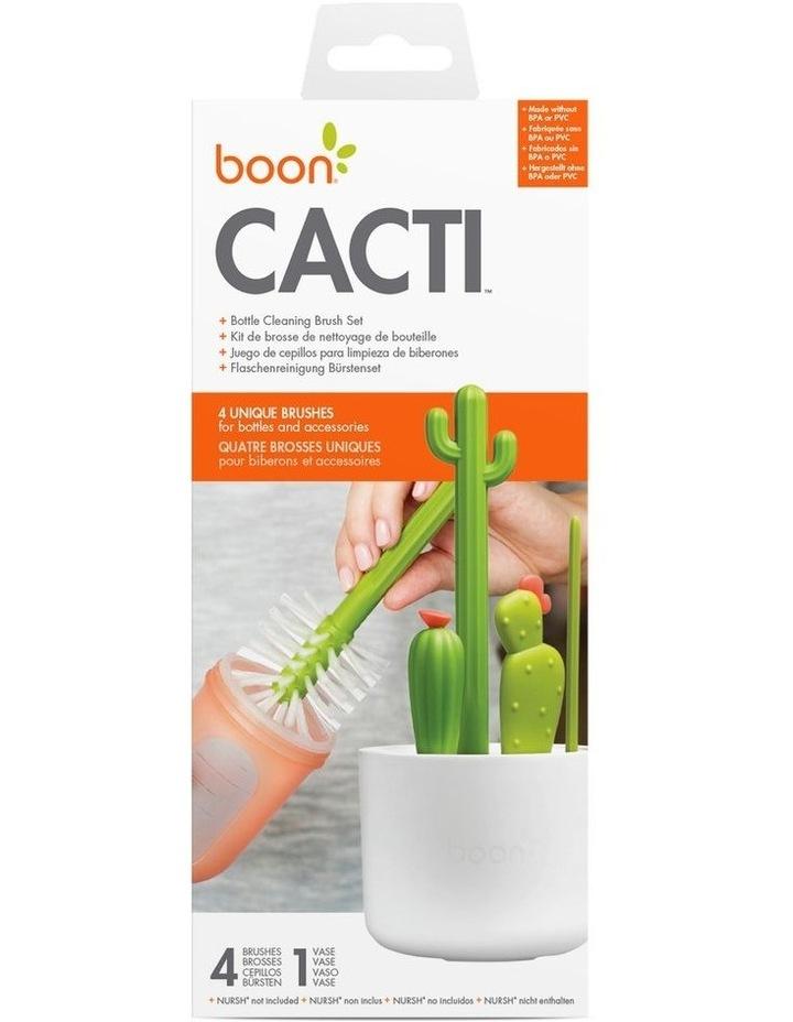 Boon Cacti Bottle Cleaning Brush Set image 1