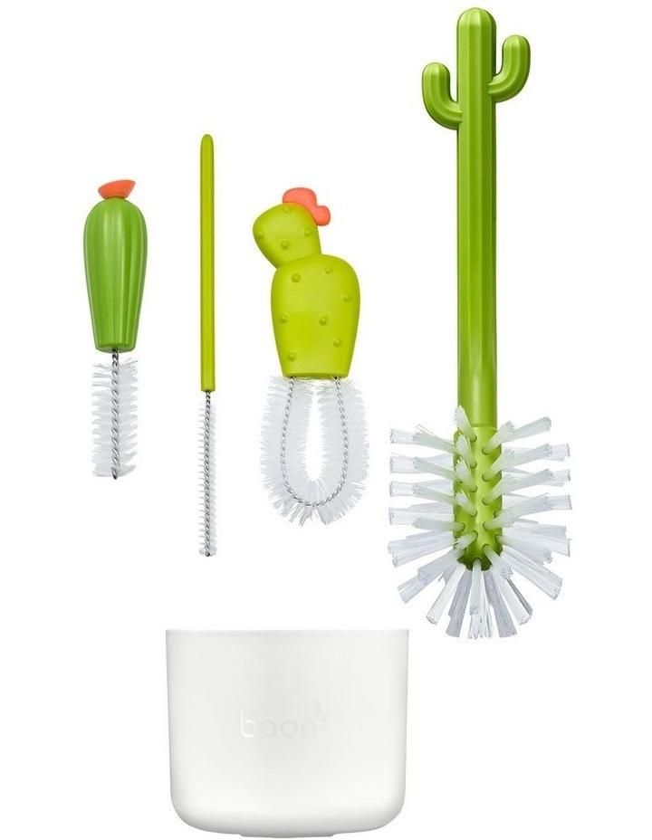 Boon Cacti Bottle Cleaning Brush Set image 3