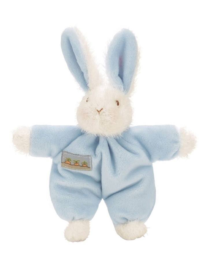 Sweet Hops Bunny Rattle - Blue image 1