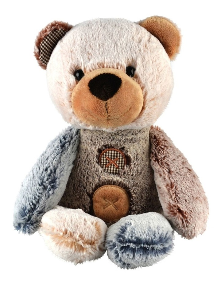 Patches Bear 38cm image 1