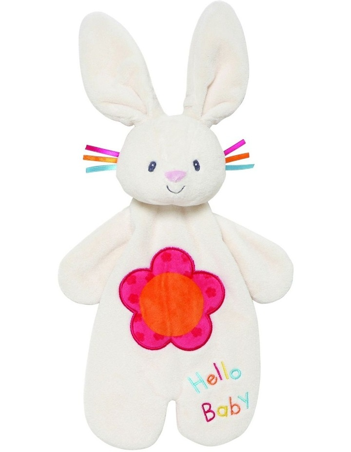 Flora Bunny Activity Lovey image 1