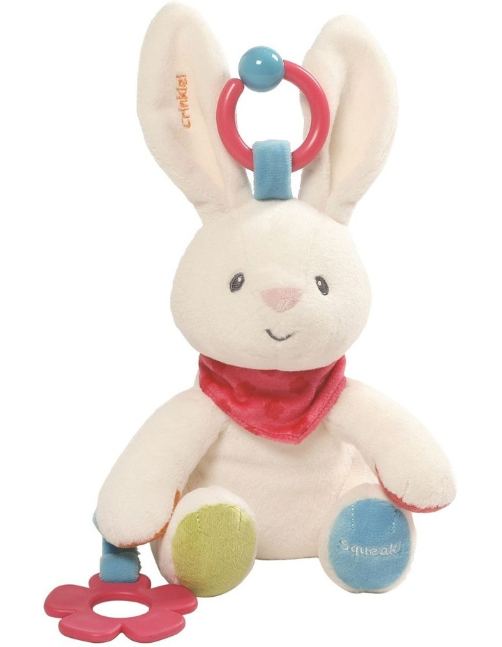 Flora Bunny Activity Toy image 1