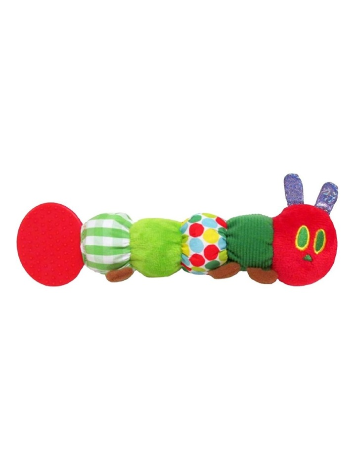 VERY HUNGRY CATERPILLAR TEETHER RATTLE image 1