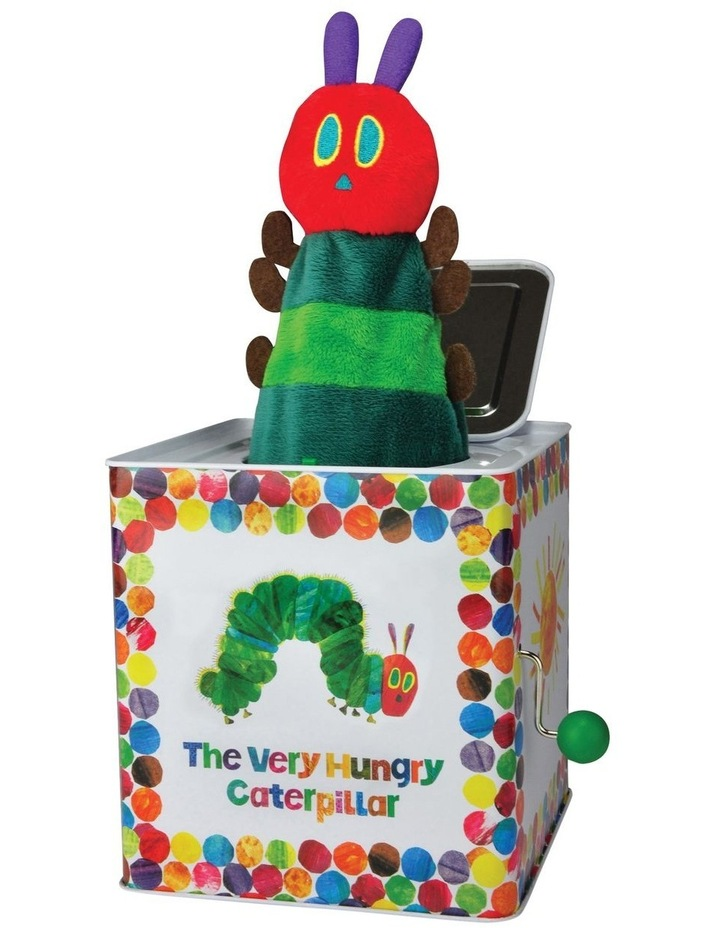 Very Hungry Caterpillar Jack In The Box image 1