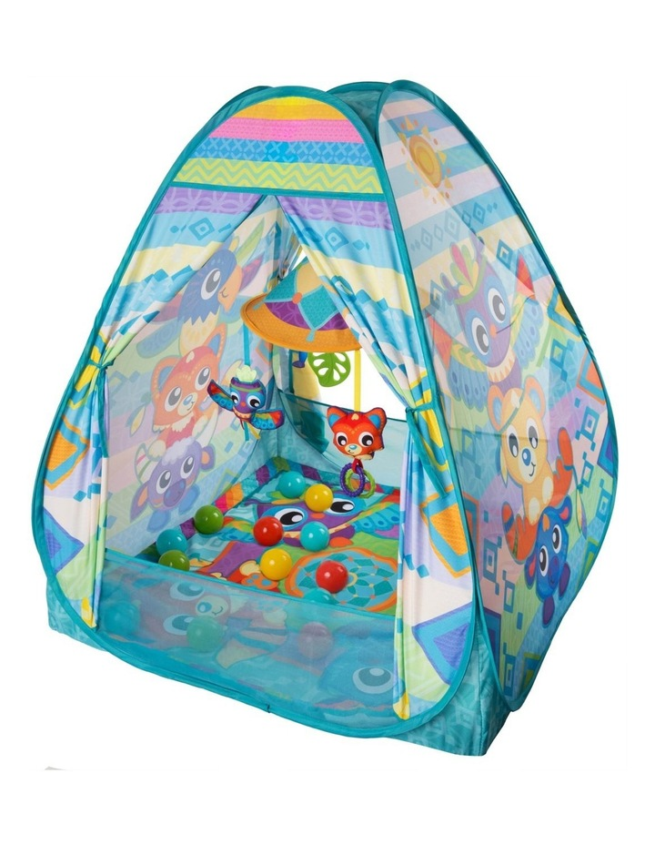 Convert Me Teepee Ball Activity Gym image 1