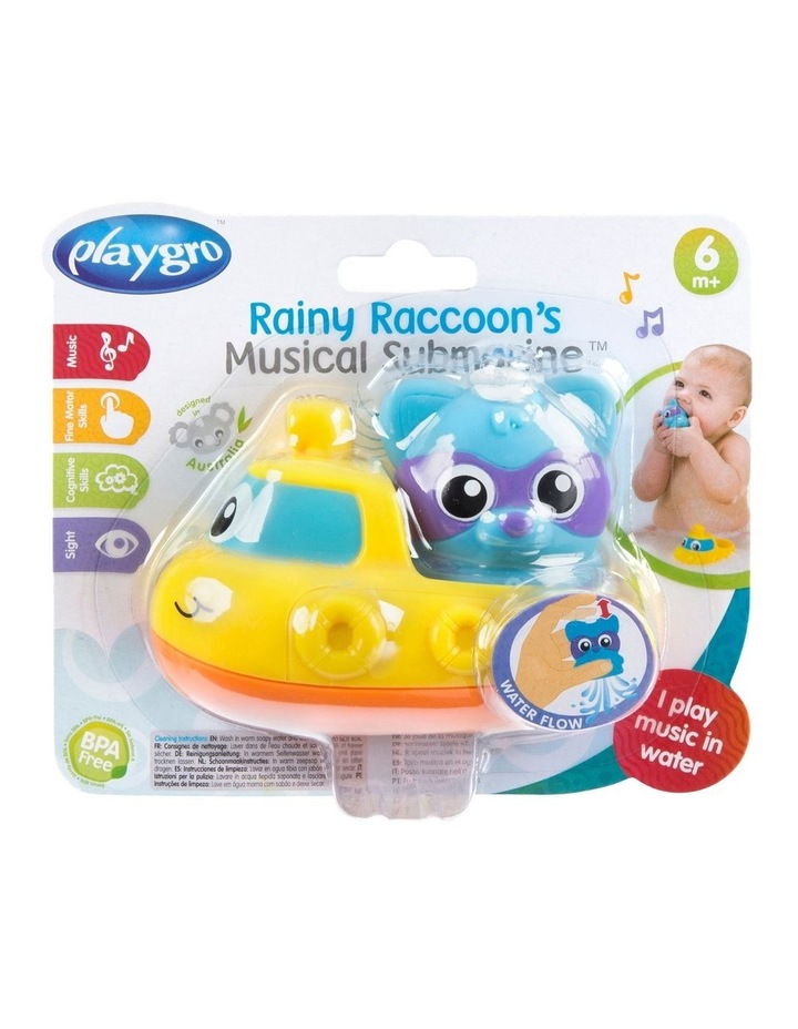Rainy Raccoon's Musical Submarine image 4