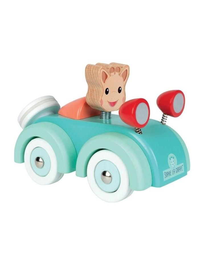 Wooden Car image 1