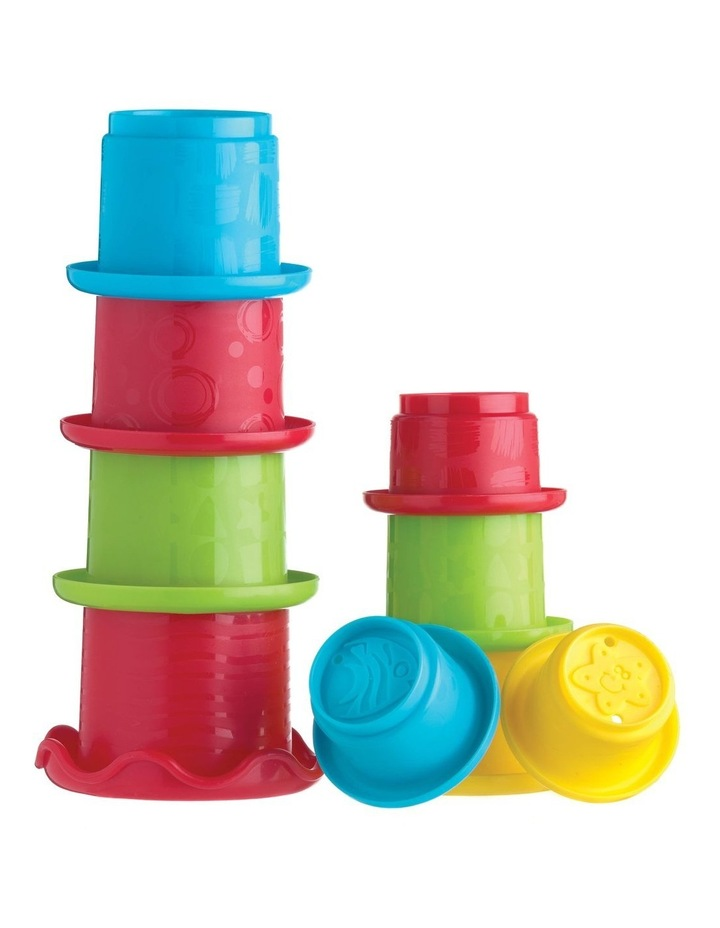 Playgro Nest and Stack Cups image 1