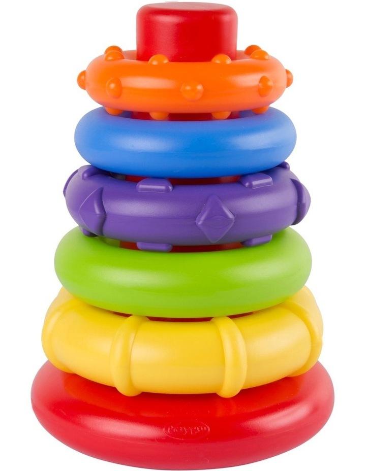 Playgro Sort & Stack Tower image 1