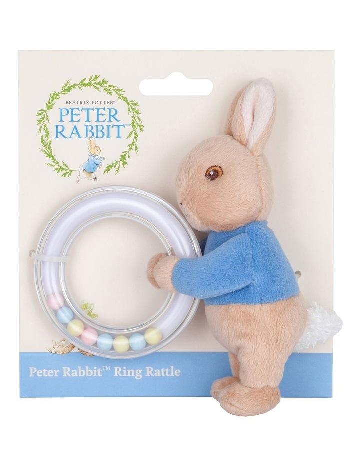 Peter Rabbit Ring Rattle image 1