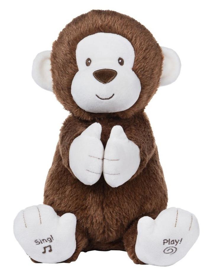 Clappy The Monkey - Animated image 1