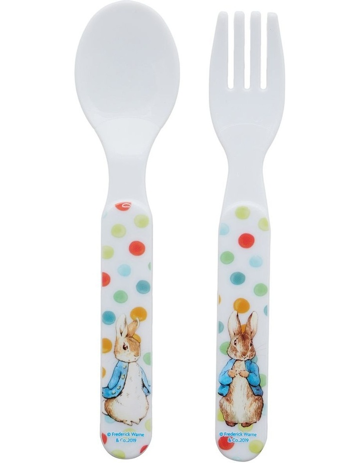 Classic Peter Rabbit:  5 Piece Dinner Set image 3