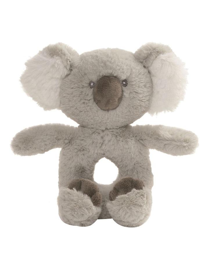 Baby Toothpick: Koala Ring Rattle image 1