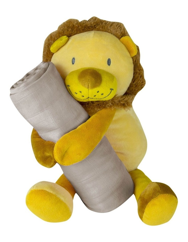 Colourplay Plush Toy   Muslin - Lion image 1