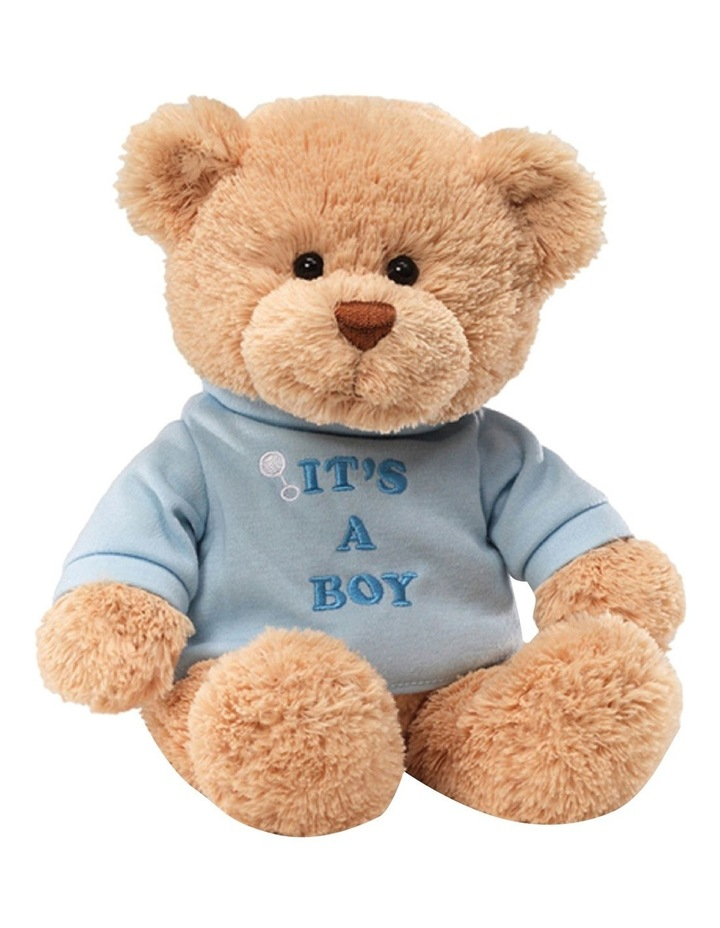 Message Bear It's A Boy (Blue T-Shirt) image 1