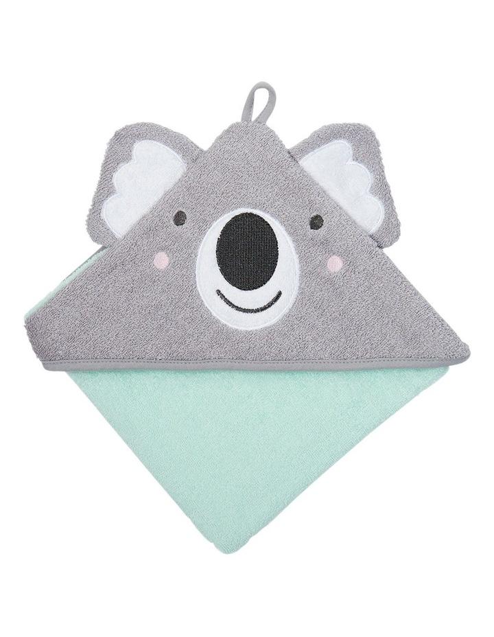 Colourplay Hooded Towel - Koala image 2
