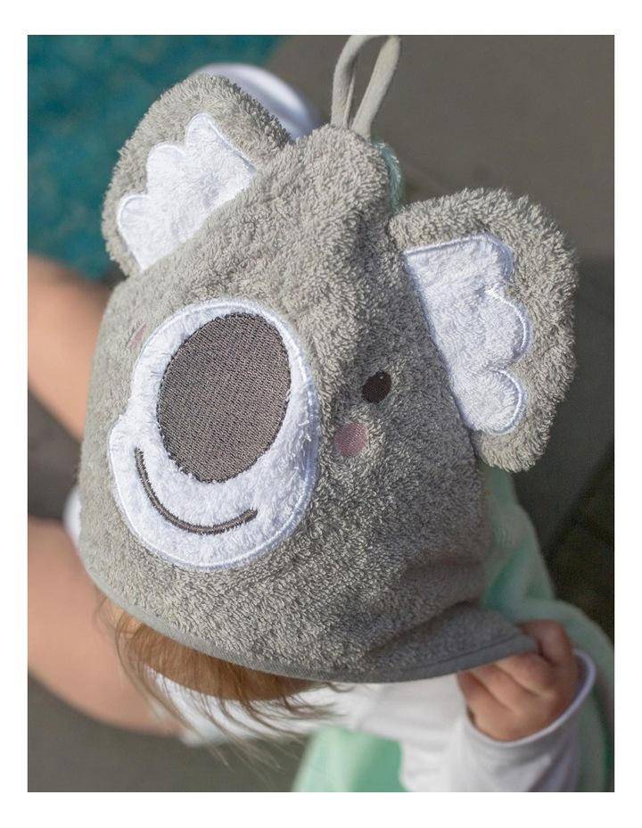 Colourplay Hooded Towel - Koala image 3