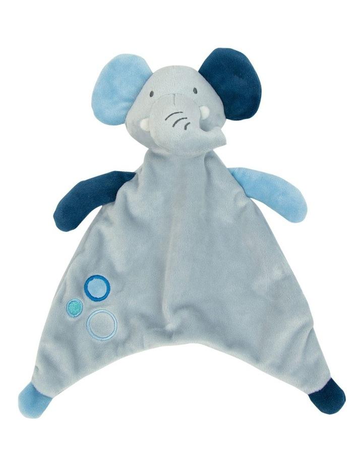 Colourplay Plush Lovie/ Comforter - Elephant image 1