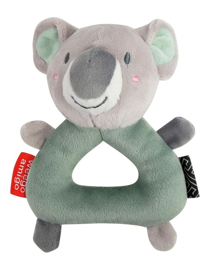 Colourplay Plush Rattle  - Koala image 1