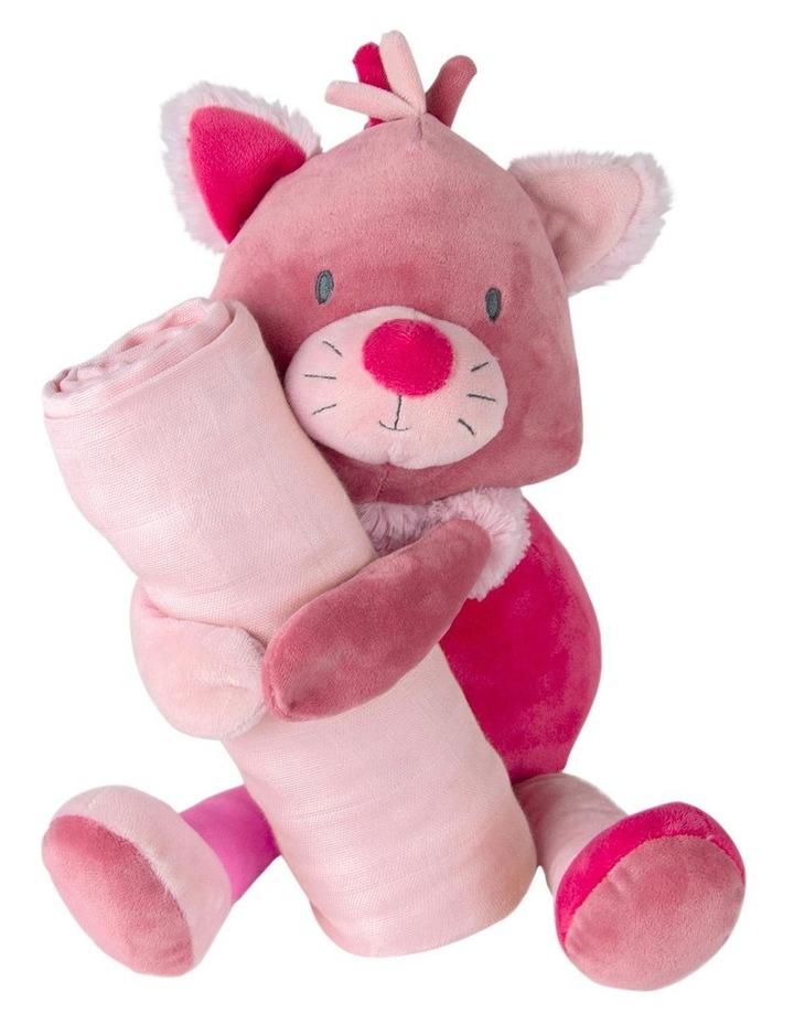 Colourplay Plush Toy   Muslin - Kitten image 1