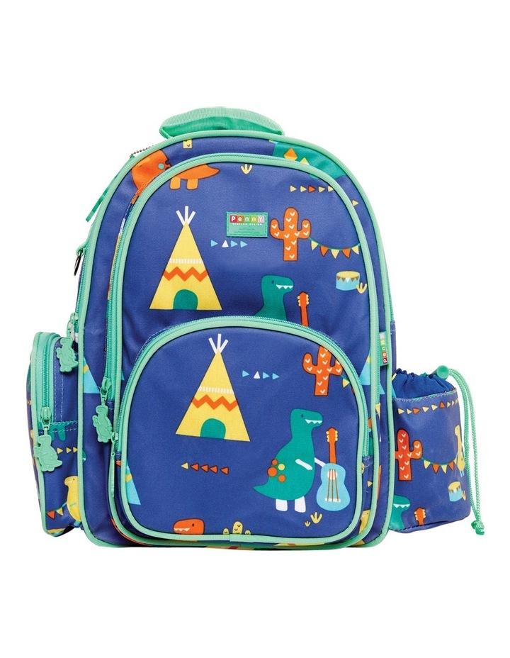 Large Backpack Dino Rock image 1