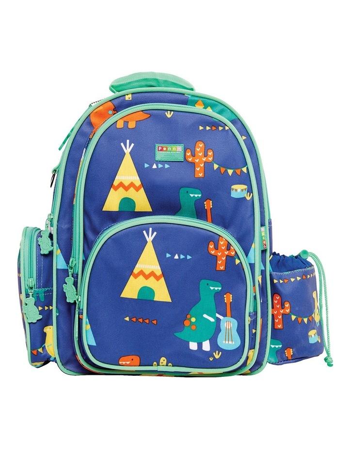 Large Backpack Dino Rock image 2