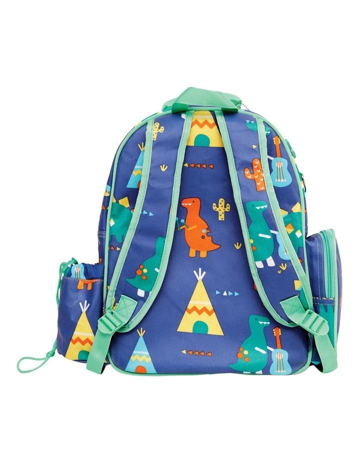 Large Backpack Dino Rock image 3