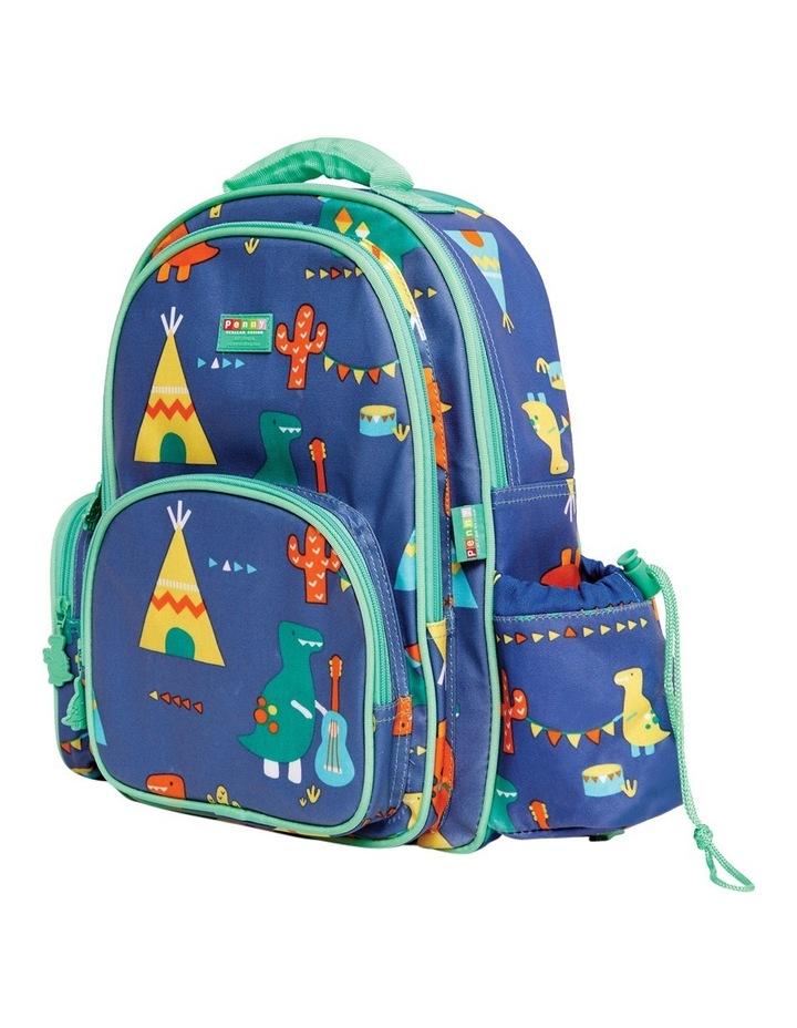 Large Backpack Dino Rock image 5