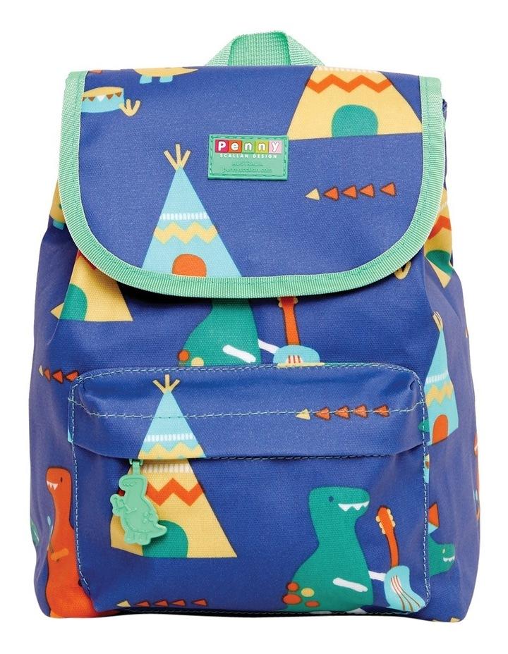 Top Loader Backpack Dino Rock image 1