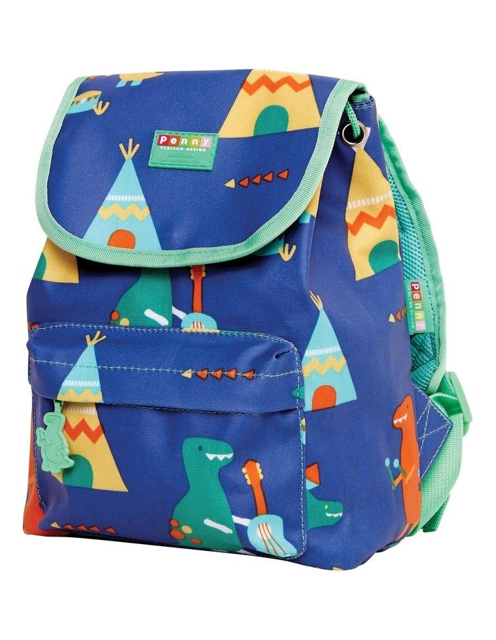Top Loader Backpack Dino Rock image 4