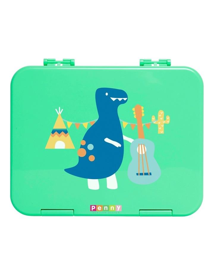 Bento Box Spare Tray Dino Rock image 1