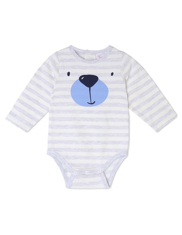 Peter Rabbit Objective Baby Clothes Peter Rabbit Baby Blue Romper Suit