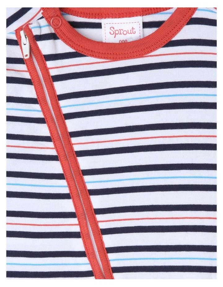Essential Stripe Coverall image 2