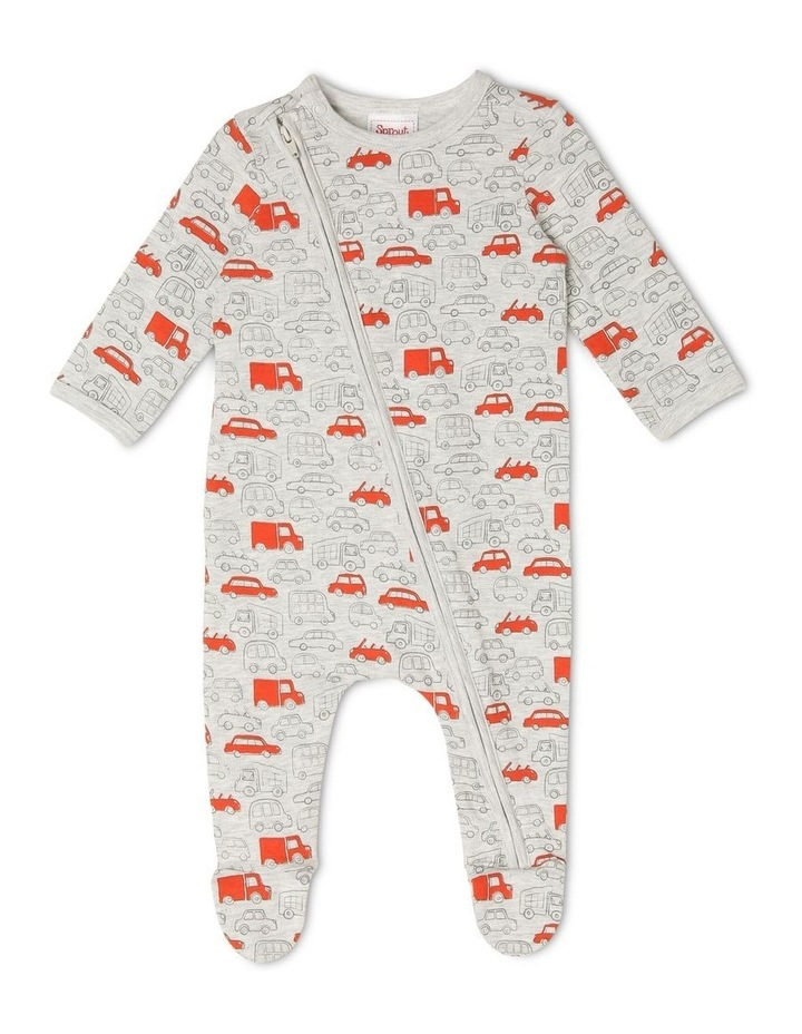 Baby's Essential Coverall Vehicles image 1